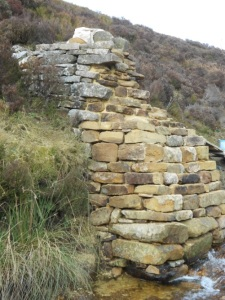 Bonfield Gill Aqueduct - before repair