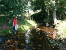 Photos from 2013/14 - Sam by the River Esk
