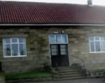 Danby Village Hall - improving energy efficiency. Photo from solarwall.co.uk.