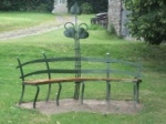 Lockton Village Improvements - restoration of village well and provision of tree seat