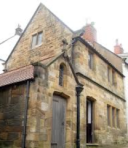 Robin Hood's Bay Museum - improvements to the Museum to gain museum accreditation. Photo © Mike Kirby.