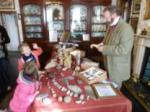 Victorian Geology Experience - display materials and costumes