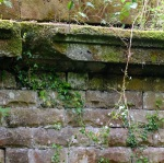 Along the Rail Trail - stone work features