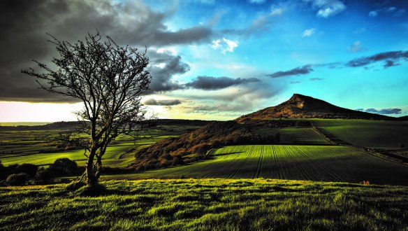 Roseberry Topping, North York Moors - credit Phil West Photography