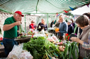 Hovingham Market - Chris J Parker