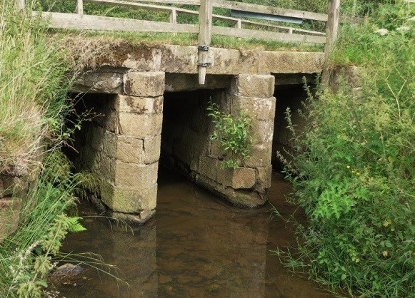 Clapper bridge - copyright NYMNPA