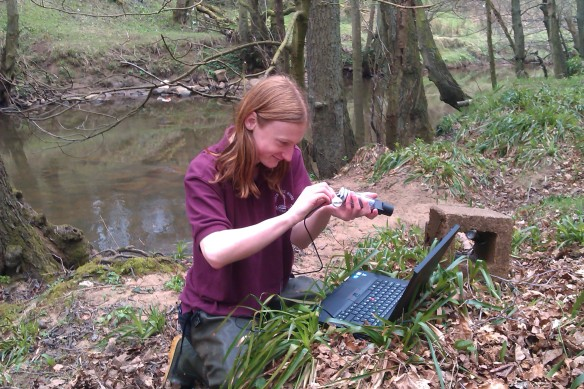 River Esk research work - NYMNPA