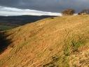 High Barn, Boltby - with stormy sky - copyright Jen Smith, NYMNPA