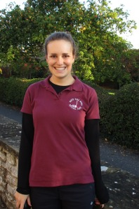 Kate, Conservation Graduate Trainee - copyright NYMNPA