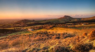 Roseberry Topping - copyright Colin Carter, NYMNPA