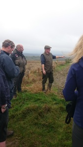Tom Tupper - South Downs NP, Farm Liaison Officers Meeting 2015 - copyright Roy McGhie, NYMNPA