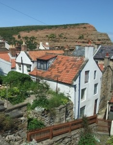 Staithes building BEFORE - copyright NYMNPA