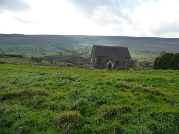 Ebenezer Chapel, Rosedale built 1872  - http://www.geograph.org.uk/photo/3198945