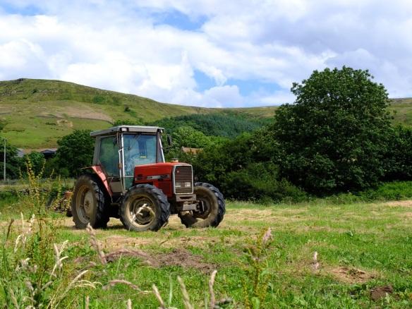 Farmland in the TEL area - copyright NYMNPA