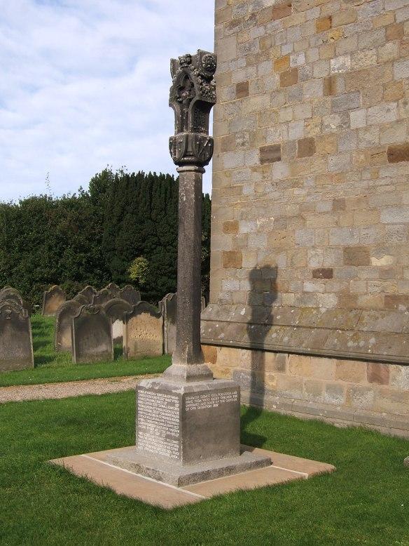 Lythe War Memorial - copyright NYMNPA