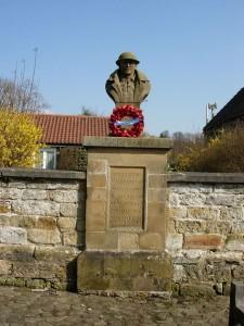 Kilburn War Memorial - copyright NYMNPA