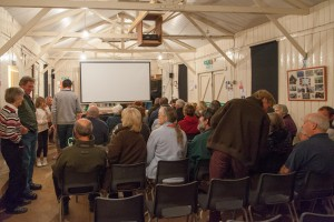 Farndale Film Club - copyright Farndale Village Hall Committee