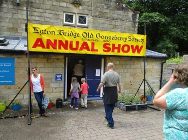 Egton Gooseberry Show 1 August 2017. Copyright Ami Walker.