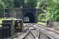 Railway at Grosmont. Copyright NYMNPA.
