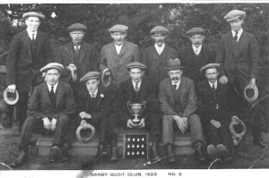 Danby Quoit Club 1923 - from http://danbyquoitleague.btck.co.uk/Aboutus