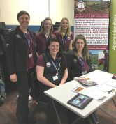 Apprentices Tackle Apprenticeship Fair, with a smile