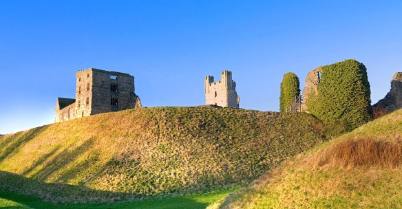 Helmsley Castle - copyright English Heritage