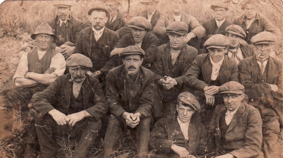 Rosedale Miners. Rosedale Local History Society.