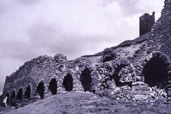 Rosedale East Kilns, mid 20th century?