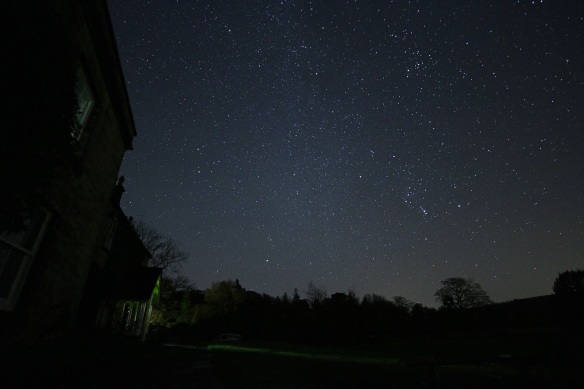 Orion Rising, taken by Martin Whipp. Copyright NYMNPA.