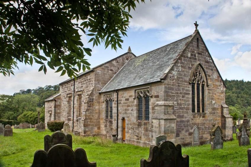 St Mary's, Church Houses - http://www.kirkbymoorsideparish.org.uk/st-marys-farndale/