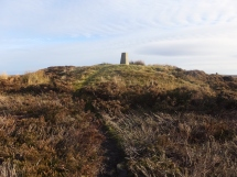 Round Hill, Urra Moor. Copyright NYMNPA.