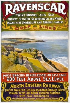 Image of a North Easter Railway (pre 1921) Poster