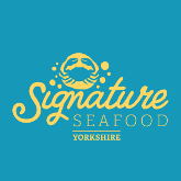 Signature Seafood Yorkshire logo
