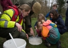 Junior Rangers Day during Ryevitalise development phase. Copyright NYMNPA.