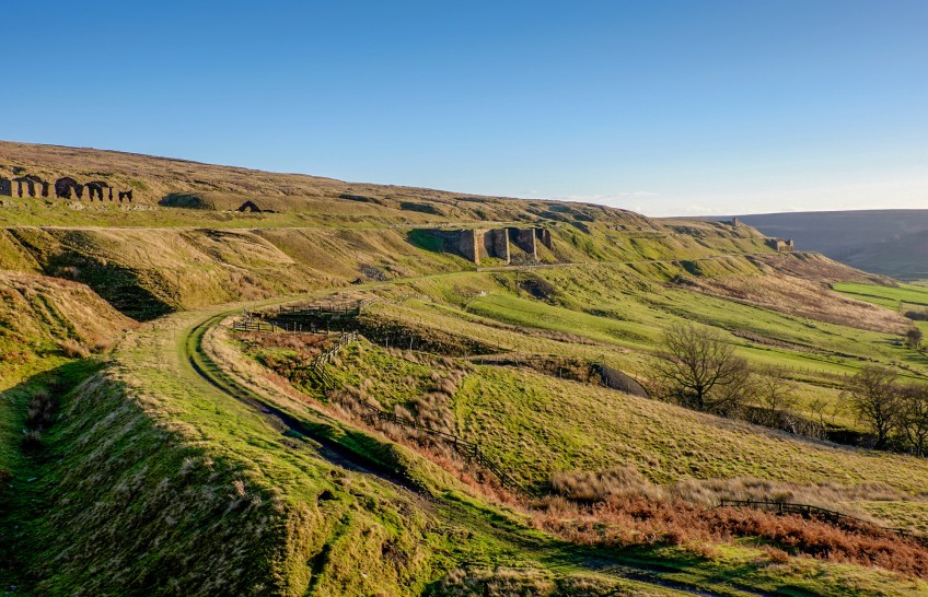 Rosedale view by Paddy Chambers