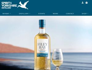 Front page of https://www.spiritofyorkshire.com/