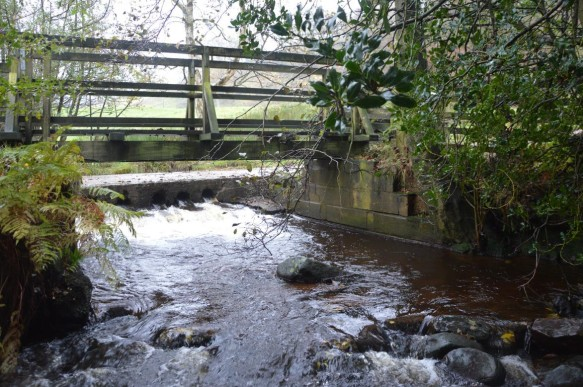 Esk Catchment culvert and ford system. Copyright NYMNPA.