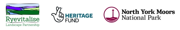 Ryevitalise Landscape Partnership Scheme main logo band