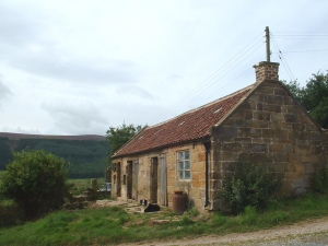 Vernacular building (not listed), after repairs - Raisdale. Copyright NYMNPA.