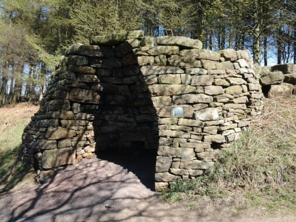 Grade II Listed Building (1149198) - lime kiln, Hawnby (HER 5946). Copyright NYMNPA.
