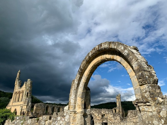 Byland Abbey. Copyright NYMNPA.