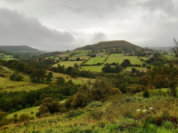 View of Hawnby Hill. Copyright Paul Thompson, NYMNPA.